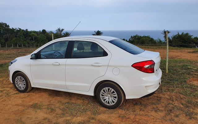 Ford Ka Sedan 2021 Precos Fotos Versoes Consumo E Itens