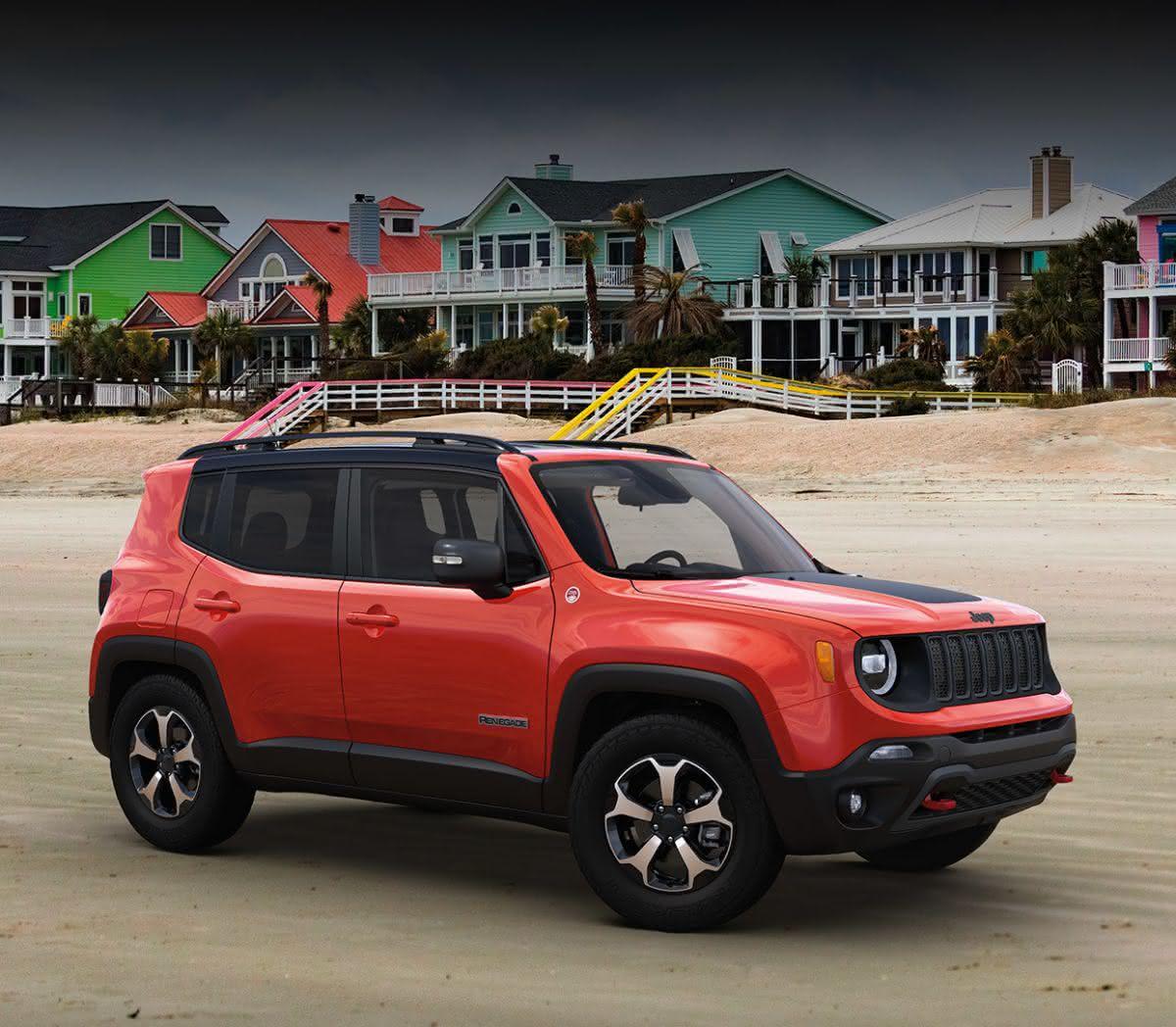 jeep renegade 2021 → preços fotos versões pcd e consumo