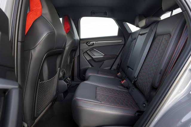 audi q3 sportback 2021 → preço, fotos do interior e lançamento
