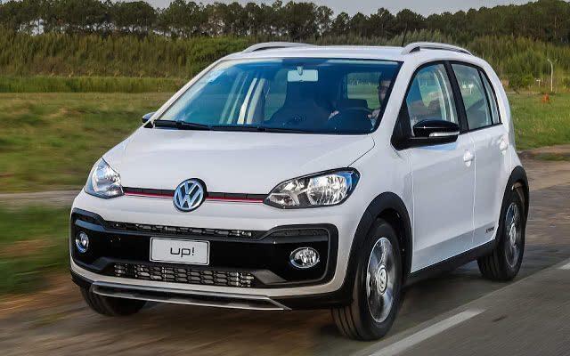 novo volkswagen up! 2021 traz versão de quatro lugares